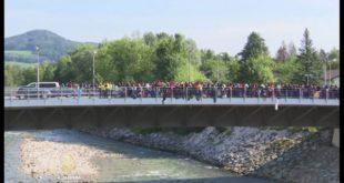 Аустрија заговара протеривање миграната (видео)
