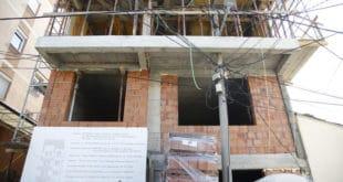 Бандера постала саставни део стамбене зграде у Београду