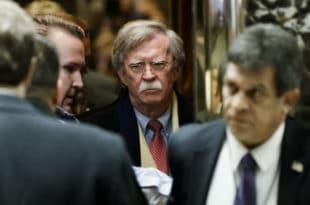 Болтон: Вашингтон неће дозволити ЕУ да не поштује наше санкције против Ирана