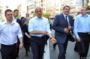 Зато ћете заједно са Вучићем и Дачићем да заглавите робију!