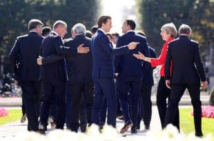 Британски медији пишу да је Меј понижена у Салцбургу, а лидере ЕУ зову прљавим пацовима