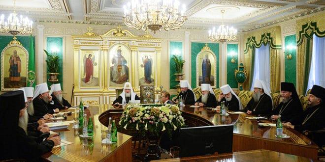 РПЦ тражи сазивање свеправославног сабора поводом аспирација Цариградске патријаршије на Украјину