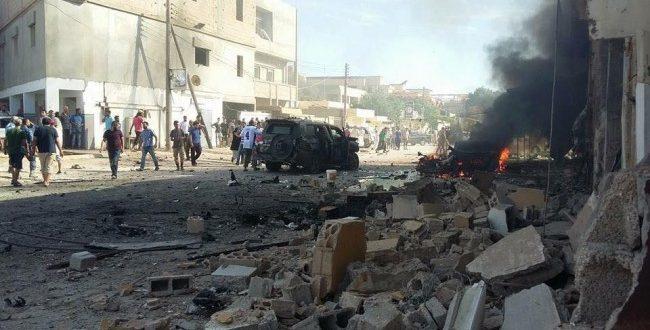 Либија на рубу понора. Или, како их је Запад усрећио убиством Гадафија 1