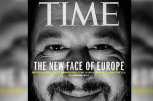"""Утицајни амерички магазин прогласио Матеа Салвинија за """"Ново лице Европе"""""""