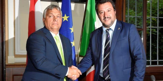 Салвини & Орбан – почетак краја ЕУ 1