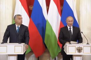 КРАЈ ЕВРОПСКЕ УНИЈЕ? Одмах после изгласаних санкција Орбан се састао са Путином