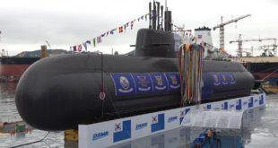 Јужна Кореја представила прву подморницу са крстарећим и балистичким ракетама (видео)