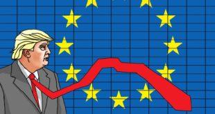 После америчких економских санкција, ЕУ извоз на најнижем нивоу у задњих пет година