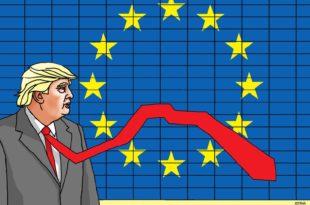 После америчких економских санкција, ЕУ извоз на најнижем нивоу у задњих пет година 8