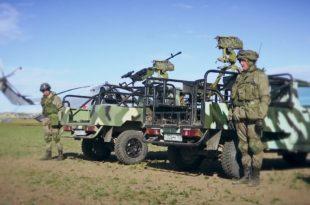 Руске падобранске јединице на вежби ВОСТОК-2018 (видео) 1
