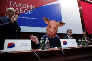Изолуј, застраши, затвори, убиј: Српски диктатор следи колеге из НР Kине у борби против пандемије корона вируса