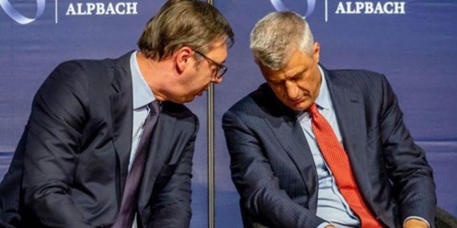 Немачки медији: Чему овај циркус Вучића и Тачија?