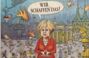 Сада је само питање када ће Меркелова пасти (два месеца највише!)
