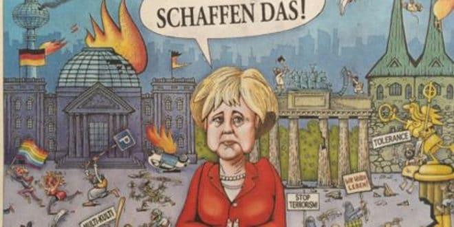 Сада је само питање када ће Меркелова пасти (два месеца највише!) 1