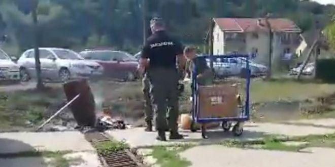 Полицијски синдикат Србије: Масовно откази у Жандармерији и спаљивање доказа (видео) 1