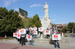 Протести у Младеновцу због војне вежбе НАТО све док буде трајала 1