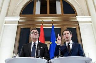 Курц и Штрахе: Не дамо да нам миграције угрозе суверенитет – миграције нису људско право