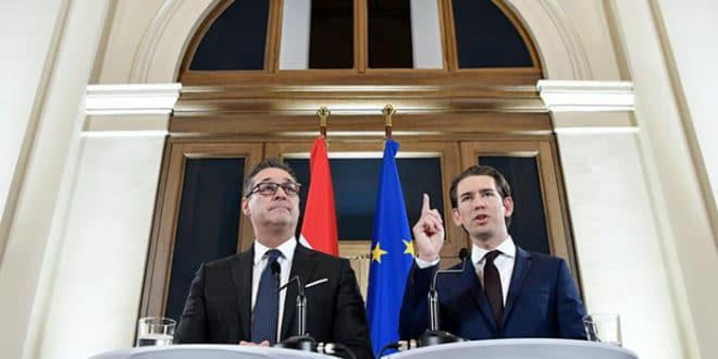 Курц и Штрахе: Не дамо да нам миграције угрозе суверенитет – миграције нису људско право 1