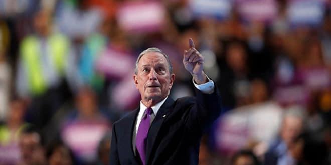 Блумберг пристао да 2020. буде председнички кандидат дубоке државе против Трампа