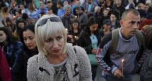 Протести широм Бугарске због убиства новинарке 12