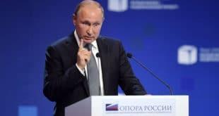 Путин: Русија ће реципрочно одговорити на распоређивање америчких ракета у Европи 13