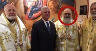 Антиохијски патријарх гост СПЦ 8