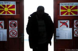 Мицкоски одбацио Мичелов захтев - Македонија пред ванредним изборима 9
