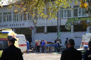 Масакр на Криму – 18 мртвих у школи (видео)