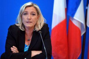 Марин ле Пен: Из Бриселa нам свима навлачe лудачке кошуље