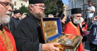 Како у Србији дочекују руске светиње: Руси Србима предлажу да заједно излију звоно на Косовом пољу 5