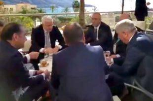 Расим Љајић кафенише са највећим српским непријатељима у региону