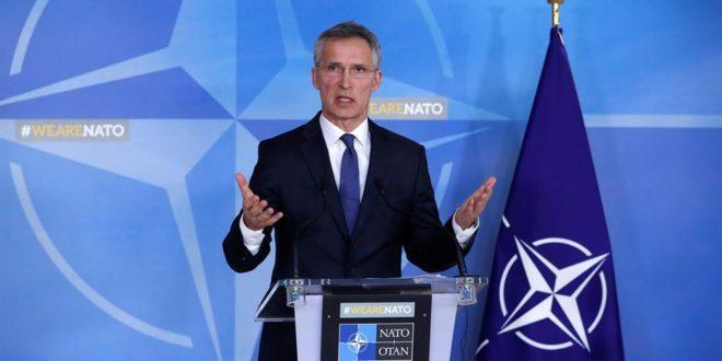 Столтенберг: Долазим у Србију због велике НАТО вежбе 1