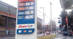 Цене горива настављају раст! 9
