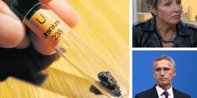 Срби НАТО идиотима бесплатно поклањају осиромашени уранијум као витамински додатак!