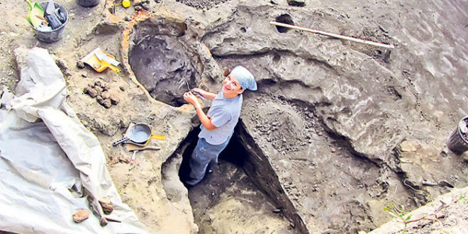 Кућа стара 7.000 година откривена недалеко од Вршца