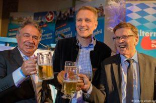 Баварска бира, Берлин се тресе, Меркелову чека олујна јесен
