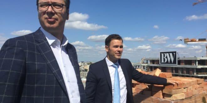 """Непостојећи """"руски"""" инвестициони фонд гради """"Београд на води 2""""?! 1"""