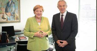 Тајмс: Блер о подели Косова разговарао са Меркеловом 5