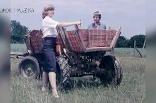 Зоран Радмиловић и Милена Дравић - Да се кладимо у две пакле цигарета да знам! ГУМАРАБА (видео)