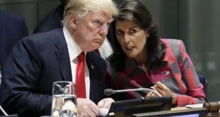 Трамп се ослобађа свог јастреба у Савету безбедности УН Ники Хејли