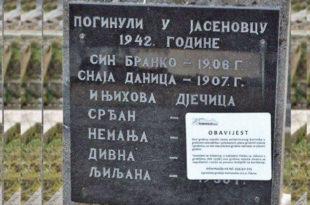 """Хрватска: У току јавна расправа о Закону о гробљима, на основу којег би се уклонили споменици и натписи којима се """"велича сама агресија или великосрпство"""" 9"""