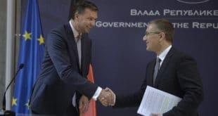 Како је министар полиције Небојша Стефановић одобрио план за мигранте канцеларке Меркел 9