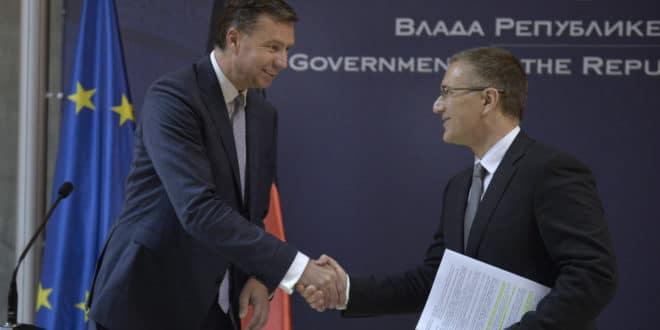 Како је министар полиције Небојша Стефановић одобрио план за мигранте канцеларке Меркел 1