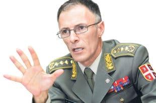 Окупирано ти 18% државне територије а Србија није војно угрожена?! Много је куме...