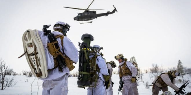 НАТО у Норвешкој започео своје највеће војне маневре од завршетка Хладног рата 1