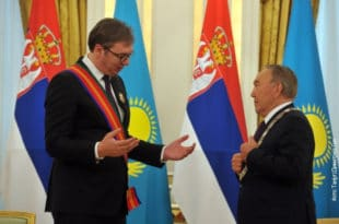 Диви се вођа успесима Казахстана!