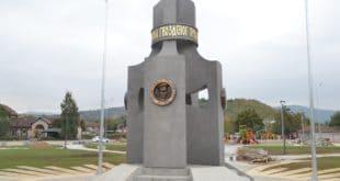 У Прокупљу откривен споменик јуначком и славном Гвозденом пуку (видео) 12