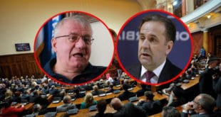 Шешељ у Скупштини: Стоји ли Влада иза Љајићевих криминалних радњи?