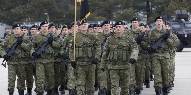 Шиптари на тзв. Косову усвојили законе о оснивању војске 1