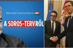 Сурово пљачкајући Србију Вучић пристао да Србију насели мигрантима, а Србе отера из ње